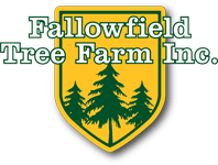 An image of the Fallowfield Tree Farm Inc logo